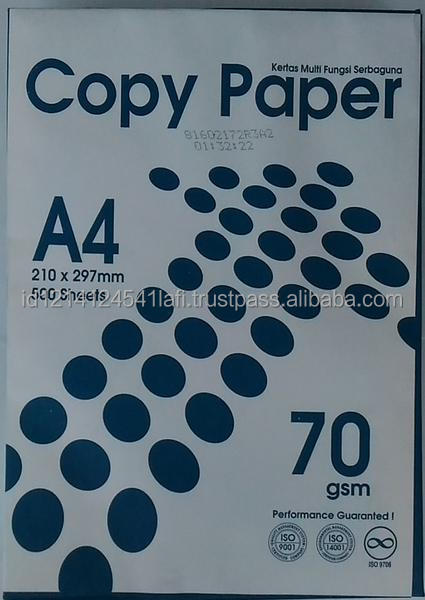 Eco Value Copy Paper A4 70 gsm