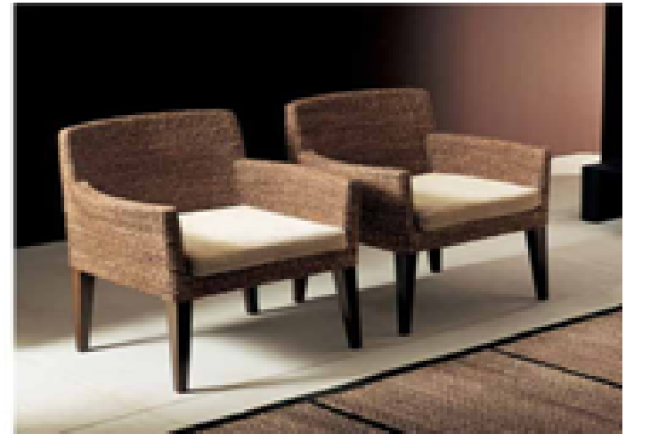 water hyacinth coffe chair, coffe chair for family, hotel