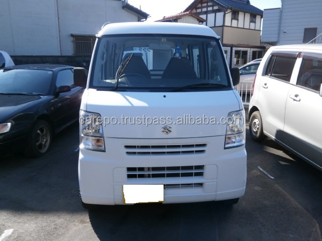 JAPANESE USED SUZUKI EVERY VAN 2011 EBD-DA64V EXPORT FROM JAPAN