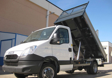 B/NEW - IVECO DAILY 35C15 4X2 TIPPER VAN (LHD 821365)