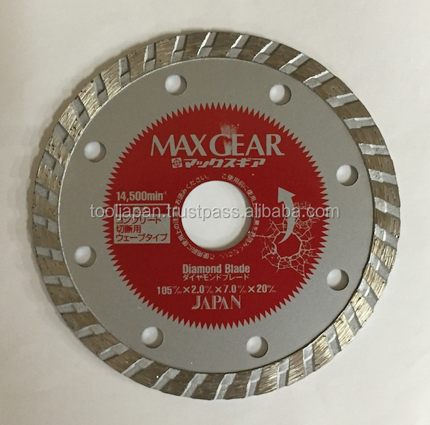 Cost-effective and Reliable asphalt japan diamond blade with high-precision