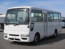 Used RHD Nissan Civilian bus 2006