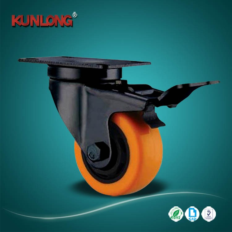 By Direct China SK6-ZZ75108S Adjustable Caster Wheel