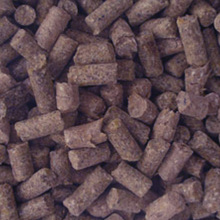 Rye granulated DDGS -for animal feed