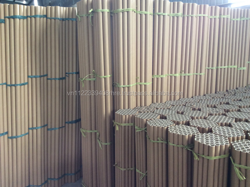 Paper core for pos paper roll