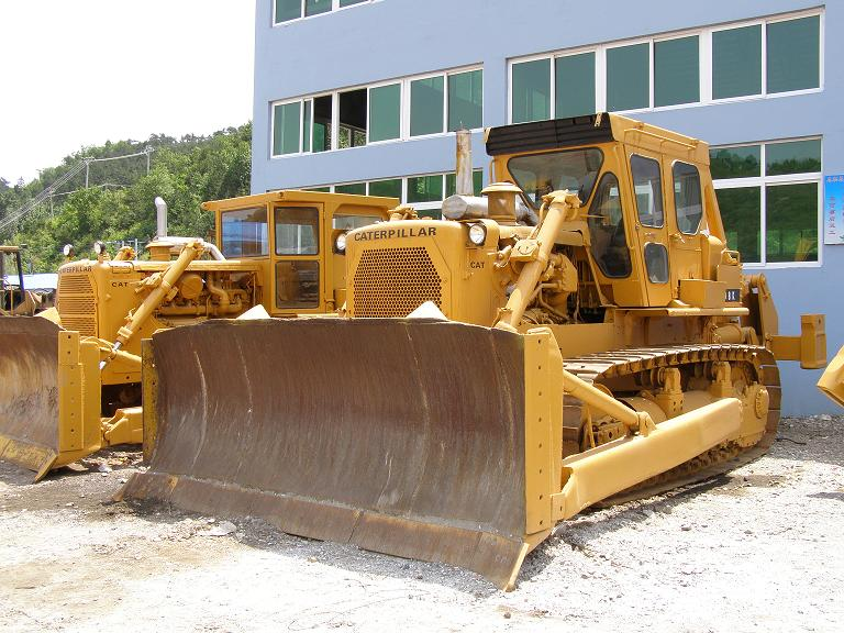 Used CAT Bulldozer D8 Caterpillar D8K dozer For Sale