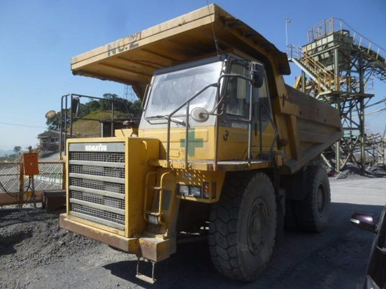 < SOLD OUT > HD325-6 Used Komatsu Off-highway Dump Truck From Japan For Sale
