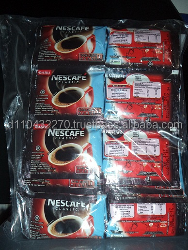 NCS0001 Nescafe Classic Sachet in Bag