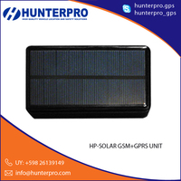 Powerful Solar Rechargeable Assets GPS Tracker - HPSOLAR