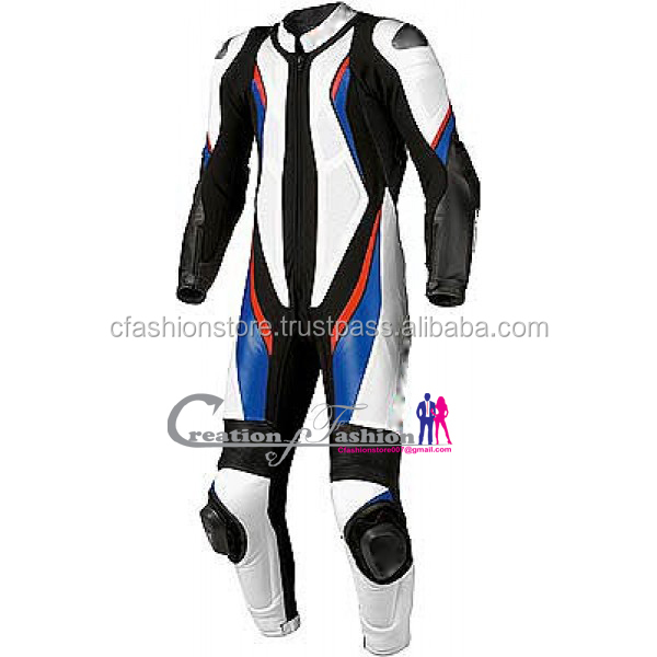 CFLMSM-1040 diego champion leather motorcycle racing Heavy Bikes custumes suit