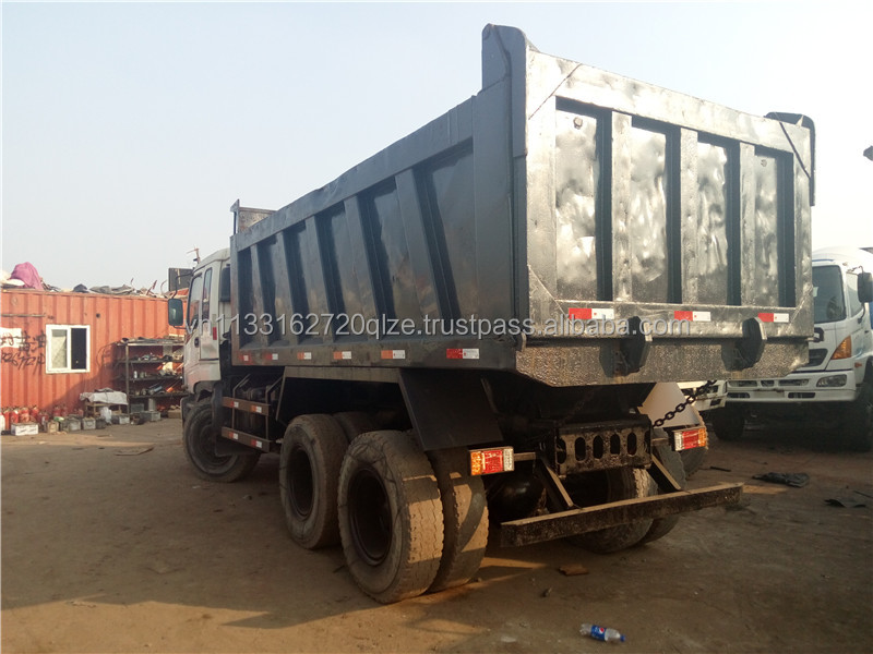 Used ISUZU dump truck, used original dump truck, 80% new. cheap price for sale.