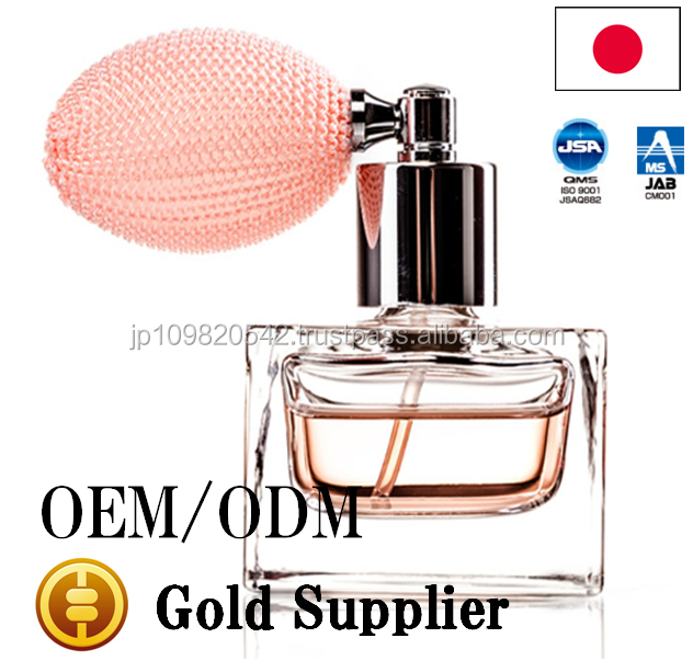 Customizable GMP standard OEM private label perfume for wholesale
