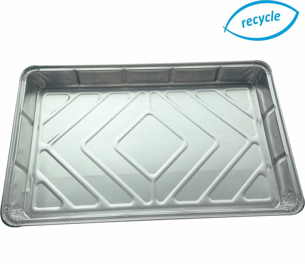 Aluminium Foil Container Disposable Tray