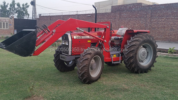 Pakistan Massey Ferguson MF Farm wheel Tractors