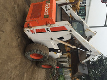 Used bobcat S943 skid steer loader for sale ,Secondhand bobcat S130/S150/S250 skid loader