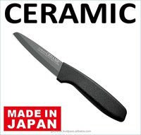 Ceramic knifes fruit japanese, peeling and slicing, impervious to acids, juices, oils, salts , will never rust