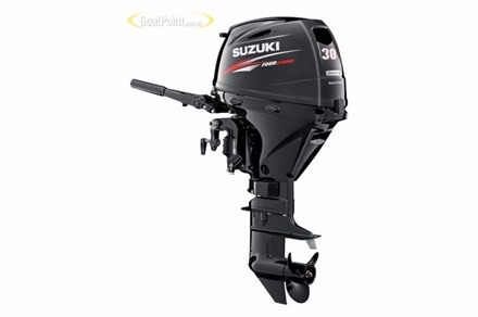 FREE SHIPPING FOR USED SUZUKI 30 HP FOUR STROKE OUTBOARD MOTOR