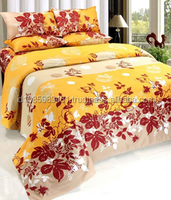 160*200 Polyester/Cotton Bedding Set