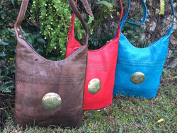 Pretty Handmade Genuine Leather Shoulder Bags