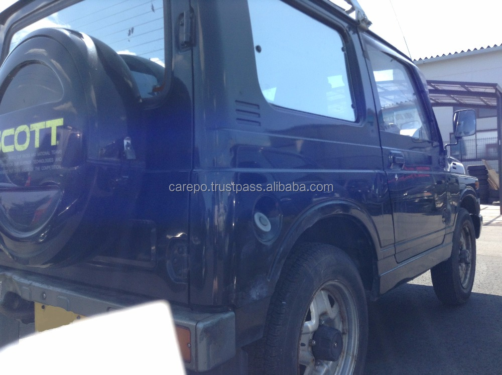 SECONDHAND CARS FOR SALE FOR SUZUKI JIMNY V-JA11V 1993 AT EXPORT FROM JAPAN