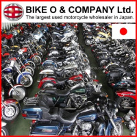 Various types of famous used motorcycles used sale by Japanese companies