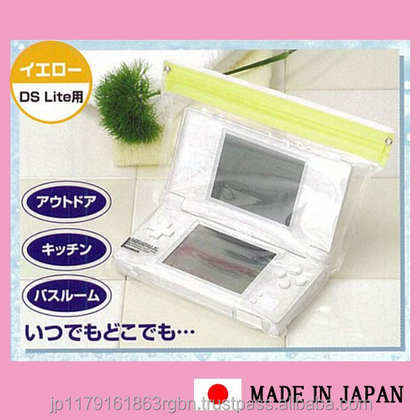 Compact and Waterproof plastic case for NINTENDO DS Light at reasonable prices