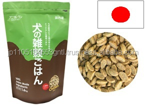Healthy and Organic meat pets food made in Japan , Gluten Flour-free , additive-free