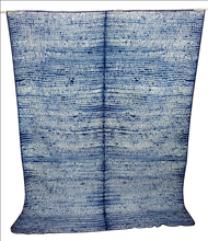 Indian Latest Shibori Printed Cotton Quilt / Bed Spread
