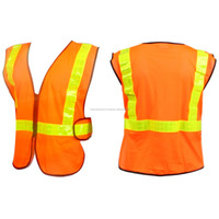Straps Safety vest for summer running Vests