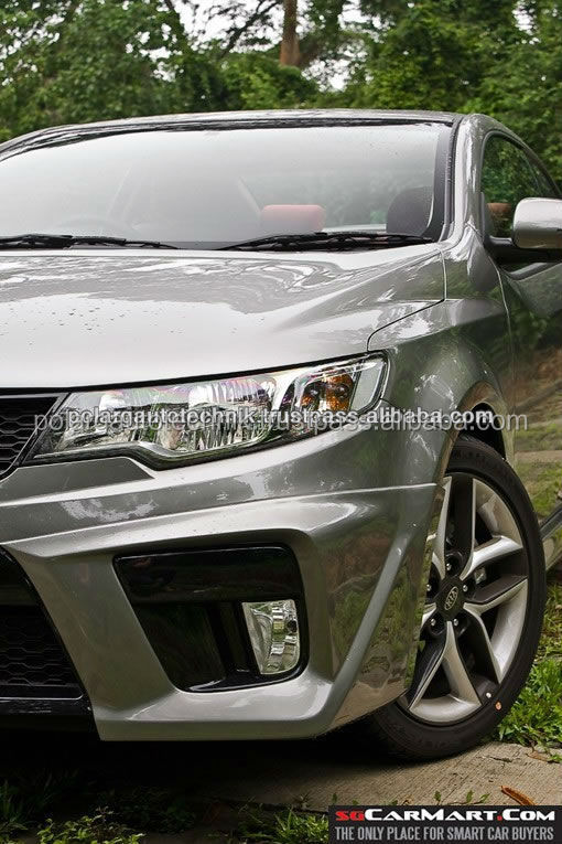 KIA Koup ABS Bodykit (Design B)