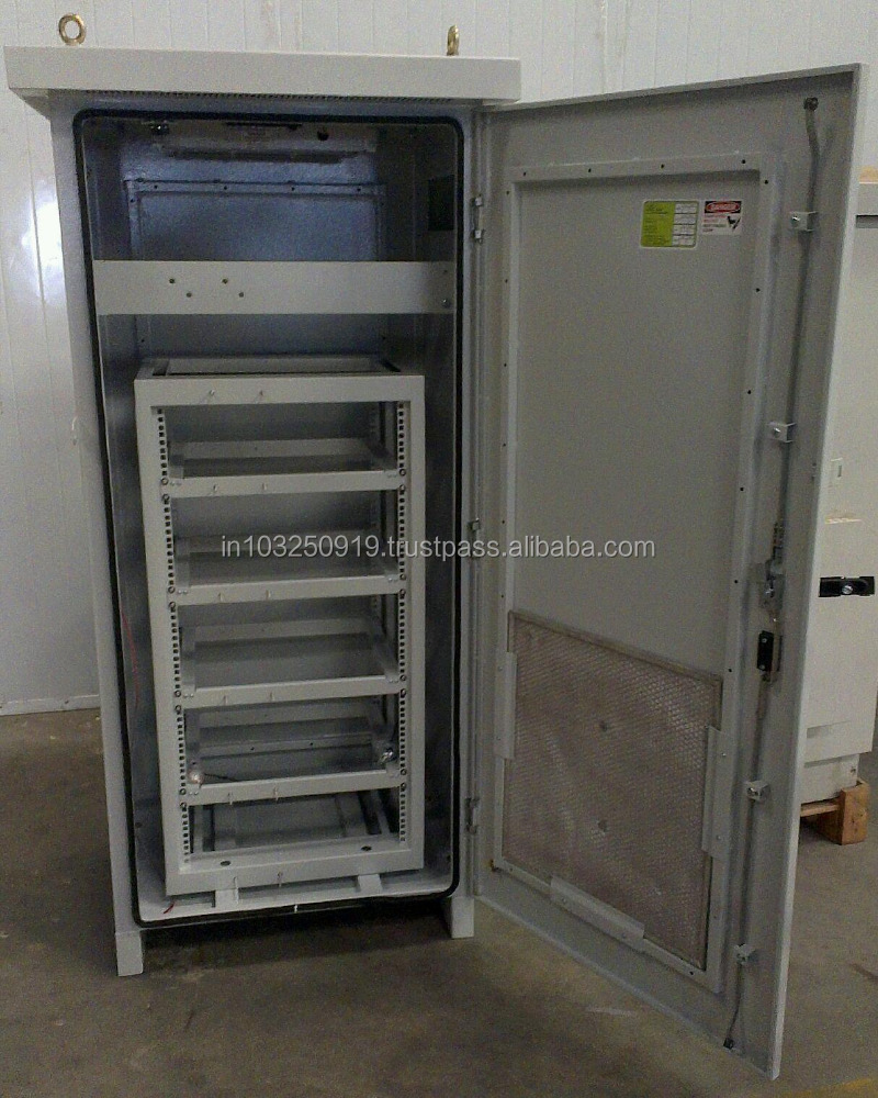 IP 55/ IP 67 Outdoor Telecommunication Cabinet with inbuilt DC Airconditioner
