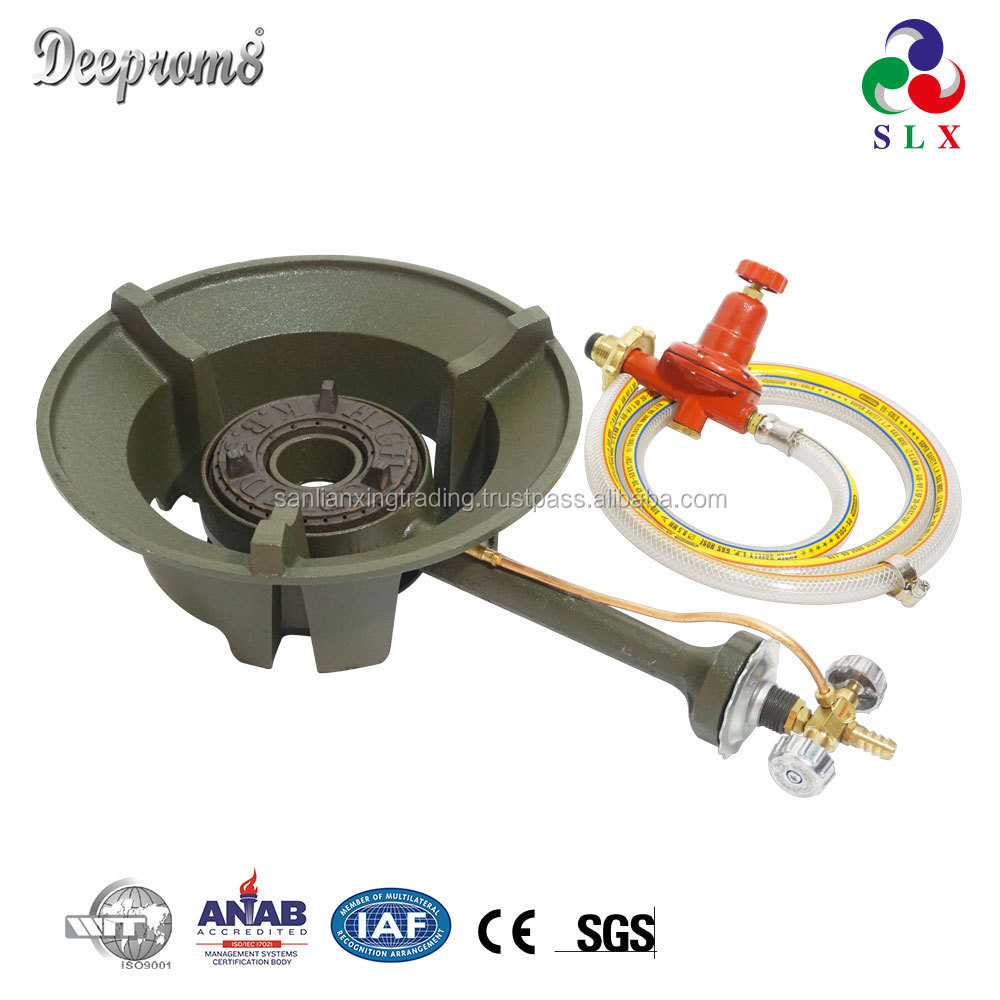 Cast iron high pressure gas stove DP-KB-5 AAA Hang