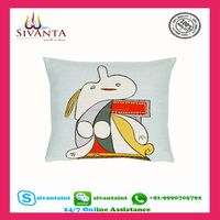 2016 New Design cushion pillow, bus driver seat cushion, wholesale cushion covers