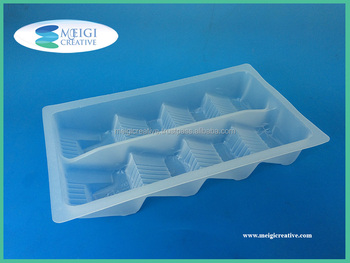 PP Food Grade Tray, Frozen food tray