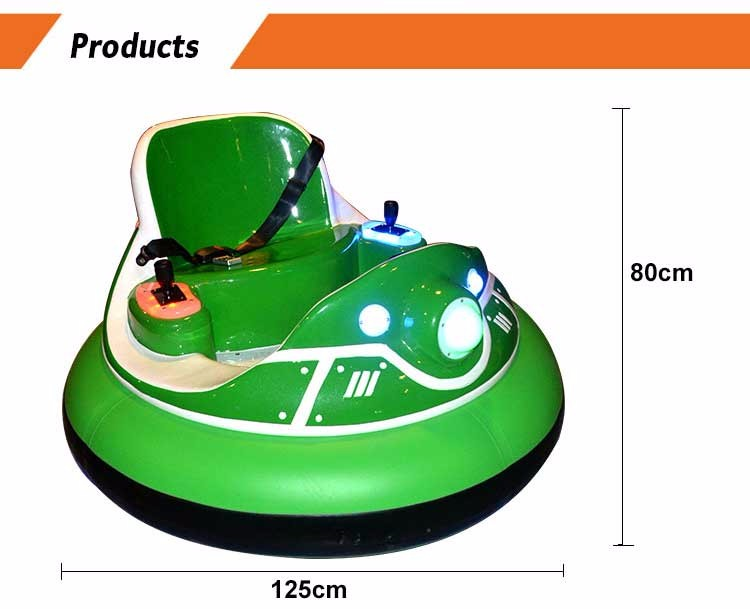hot sale classic battery operated bumper cars for kids
