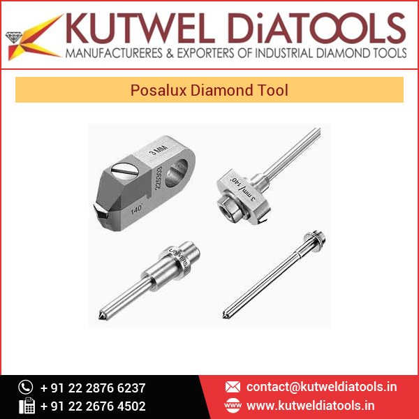 Diamond Lathe Tools Available in Different Shapes for Sale at Reasonable Amount