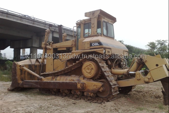 Used Caterpillar D8 Bulldozer, CAT D8 D8L D8K D8R Bulldozer Used Dozers for sale