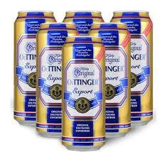 Oettinger hefe weissen beer 24x50cl cans for sale