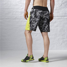 Best selling item training crossfit MMA grappling sublimated printed shorts
