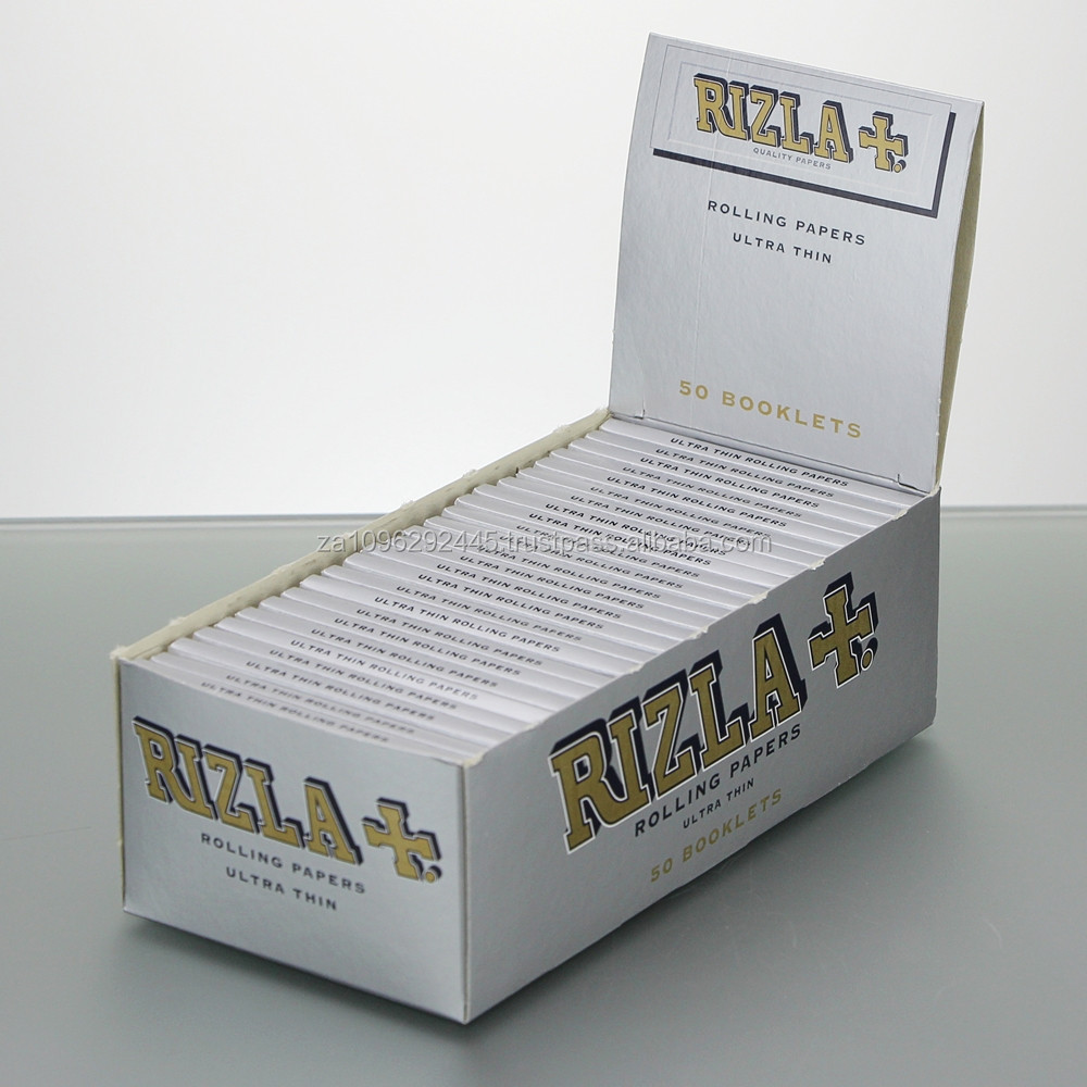 Rizlas Rolling Papers - Red,Blue,Green,Silver