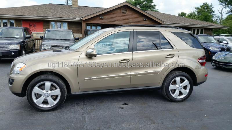 Used LHD Mercedes Benz ML350 2011