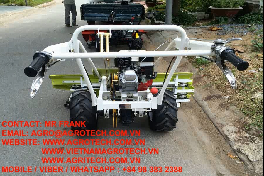 Agricultural Reaper made in vietnam