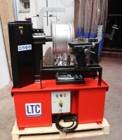 BEST HYDRAULIC ALLOY WHEEL REPAIR MACHINE WITH LATHE SYSTEM