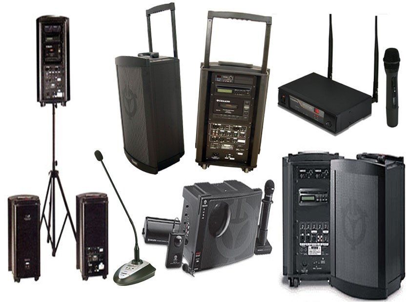 PA System Rental | Sound & System Rental Start from RM250/day (Sales Available)