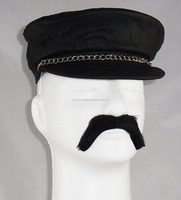 Leather Captains Cap (village people) Gay , Fetish,