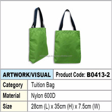 tuition bag (green)