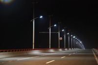 Freshon Solar Street lighting