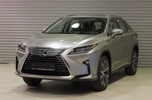 Lexus RX350 2017 - EXPORT READY