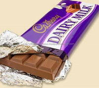 Dairy Chocolate and Milk Candy With Brand Names Products