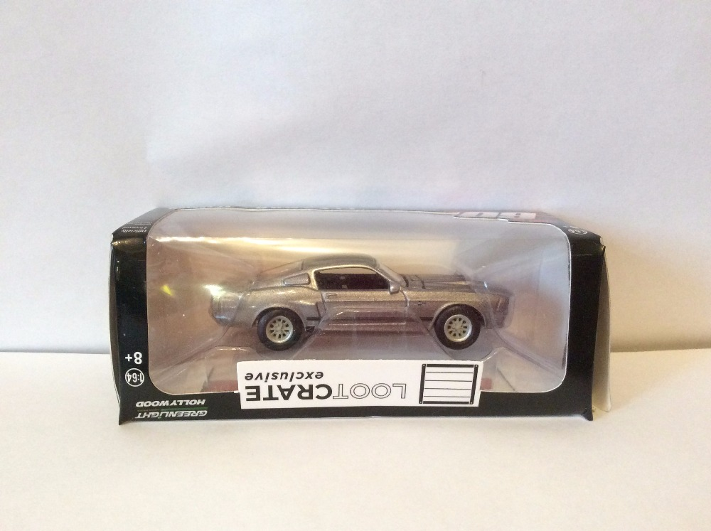 Eleanor 67 custom movie star mustang from Gone in 60 seconds